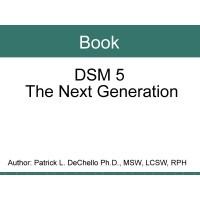 Book - DSM 5 The Next Generation Seminar Workbook  [DS49wb)