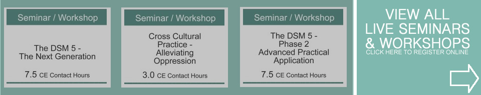 D and S Associates Live Seminars and Workshops
